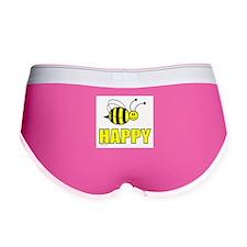 BEE HAPPY Women's Boy Brief