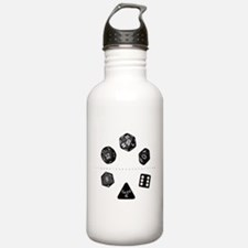 Dice Ring Water Bottle