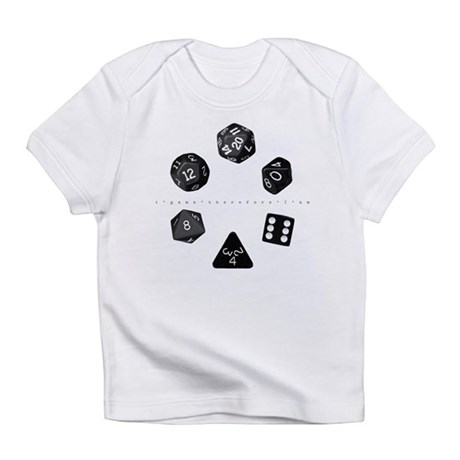 Dice Ring Infant T-Shirt