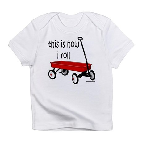 LITTLE RED WAGON Infant T-Shirt