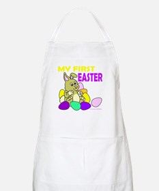 MY FIRST EASTER Apron