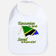 Tanzanian by birth Bib