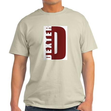 Dexter Vertical Light T-Shirt