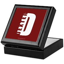 Dexter Vertical Keepsake Box