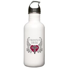 CHRISTIAN BIKER Sports Water Bottle