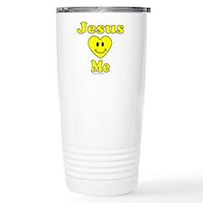 JESUS LOVES ME Stainless Steel Travel Mug
