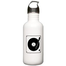VINYL RECORD Water Bottle