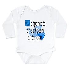 GODPARENT Long Sleeve Infant Bodysuit