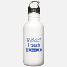 TEACH PRE-K Water Bottle