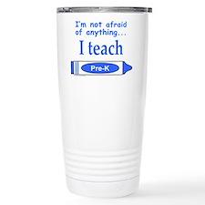 TEACH PRE-K Travel Mug