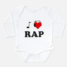 RAP MUSIC Baby Suit