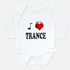TRANCE MUSIC Onesie Romper Suit