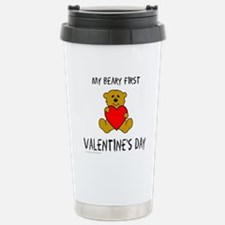 MY FIRST VALENTINE'S DAY Travel Mug