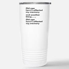 OLD AGE Travel Mug
