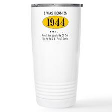 BORN IN 1944 Travel Mug