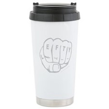 Cute Lefthanded Travel Mug