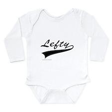 LEFTY Long Sleeve Infant Bodysuit