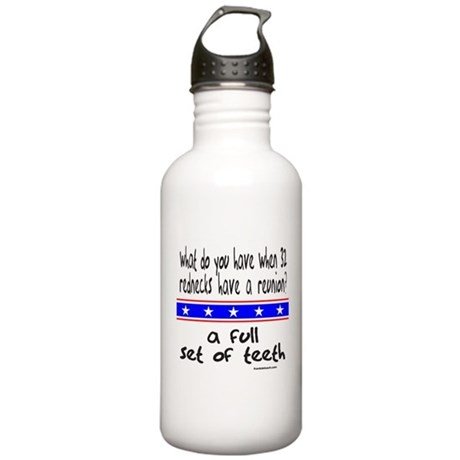 REDNECK REUNION Stainless Water Bottle 1.0L