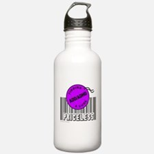 ADD/ADHD FINDING A CURE Water Bottle