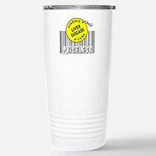 Cute Liver disease Travel Mug