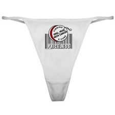 ORAL, HEAD, NECK CANCER Classic Thong