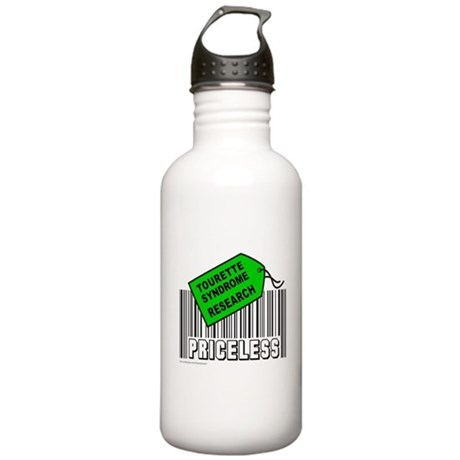 TOURETTE SYNDROME CAUSE Stainless Water Bottle 1.0