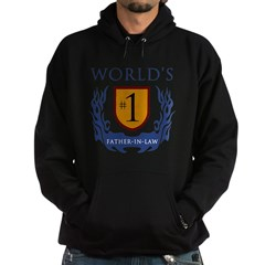 World's Number 1 Father-In-Law Hoodie