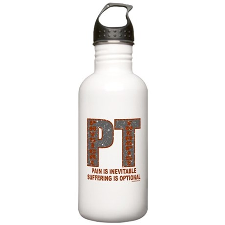 PHYSICAL THERAPIST Stainless Water Bottle 1.0L