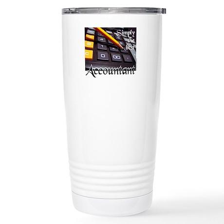 ACCOUNTANT Stainless Steel Travel Mug