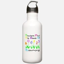 Unique Greatest 2nd grade teacher Water Bottle