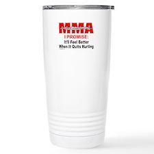 MMA MIXED MARTIAL ARTS Travel Mug