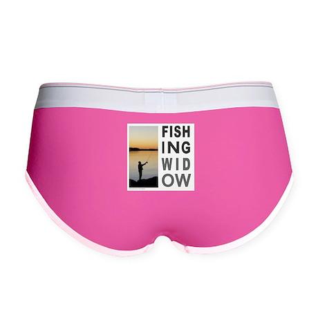 FISHING WIDOW Women's Boy Brief