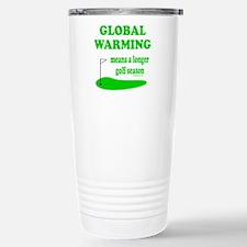 GOLFING Travel Mug
