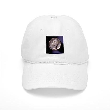 1917 Dime Cap