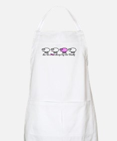 Im The Pink Sheep Of The Family BBQ Apron