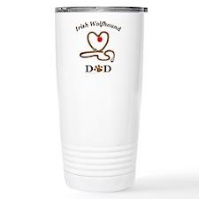 IRISH WOLFHOUND Travel Coffee Mug