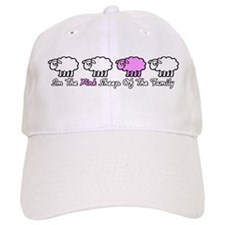Im The Pink Sheep Of The Family Baseball Cap