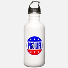 PRO LIFE ANTI-ABORTION Water Bottle