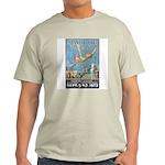 Vintage Atlantic City Ash Grey T-Shirt
