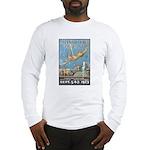 Vintage Atlantic City Long Sleeve T-Shirt
