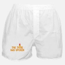 Survivor: The Tribe Boxer Shorts