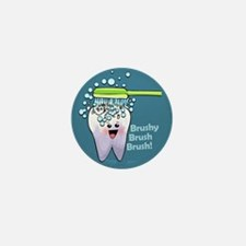 Funny Dental Mini Button