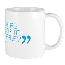 Michael Schumacher 'Coffee' quote mug