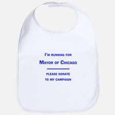 Running for Mayor of Chicago Bib