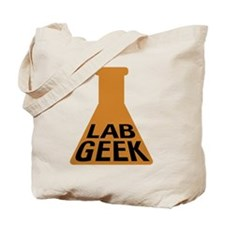 Lab Geek Tote Bag