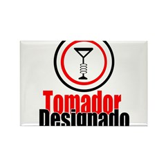 Tomador Designado Rectangle Magnet (10 pack)