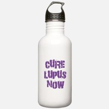 Cure Lupus NOW Water Bottle