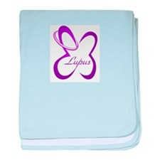 Lupus Butterfly Loop baby blanket