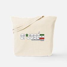 GI JOSE Tote Bag