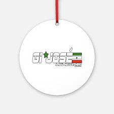 GI JOSE Ornament (Round)